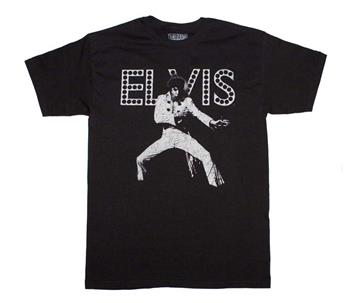 Buy Elvis Presley Dance In Lights T-Shirt by Elvis Presley