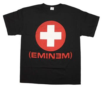 Buy Eminem Recovery Black T-Shirt by Eminem