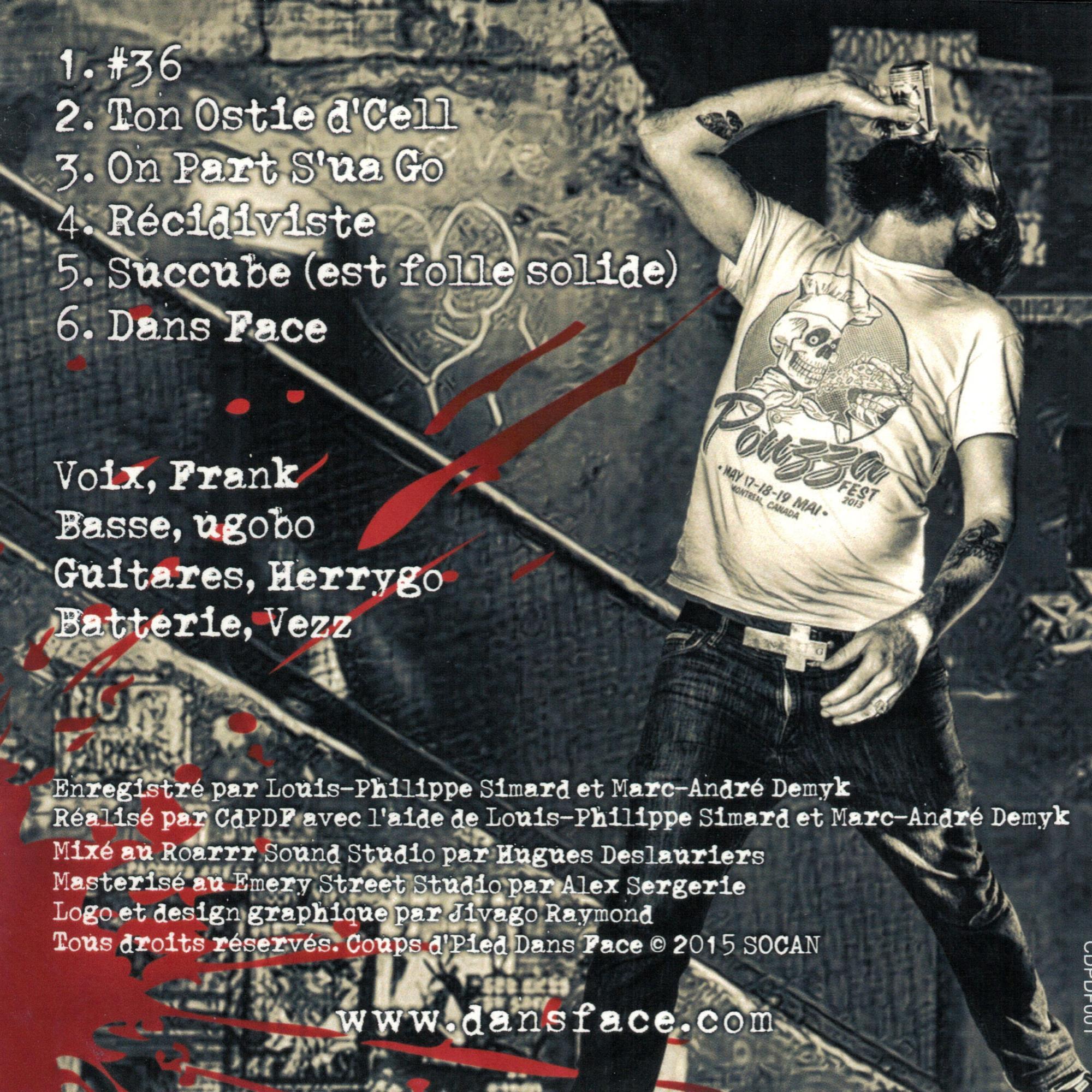 En Tabarnak CD