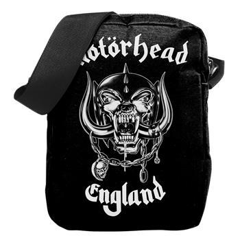 Motorhead England Crossbody Bag