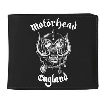 Motorhead England Wallet