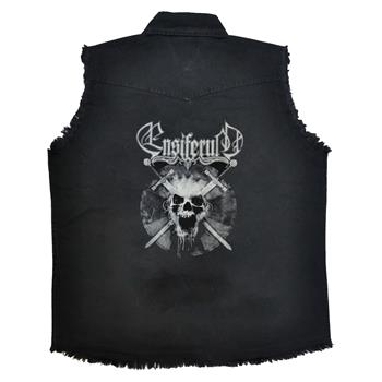 Ensiferum Skull (Import) Vest