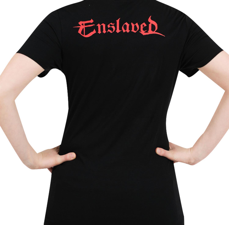 Red Logo & Symbols T-Shirt