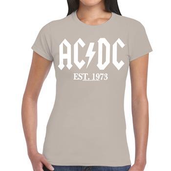 AC/DC EST 1973 Logo Girls Tour