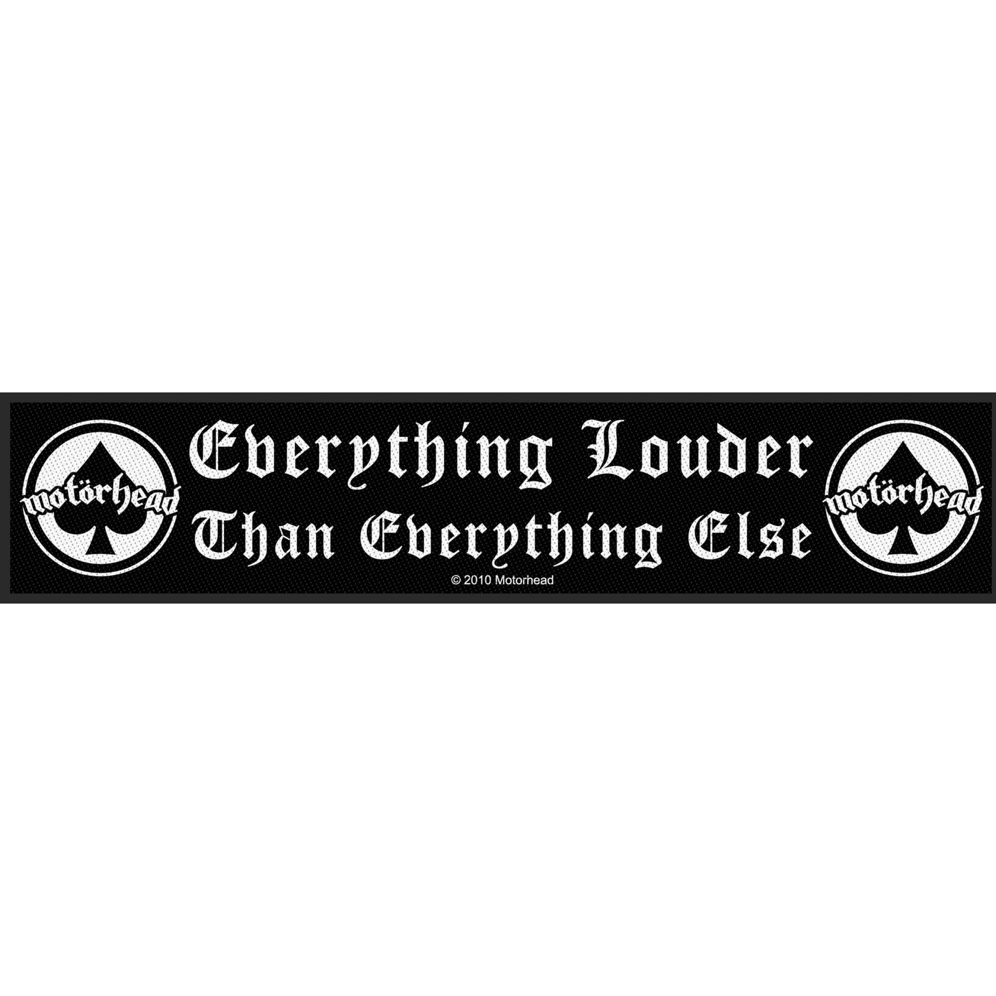 Everything Louder Patch
