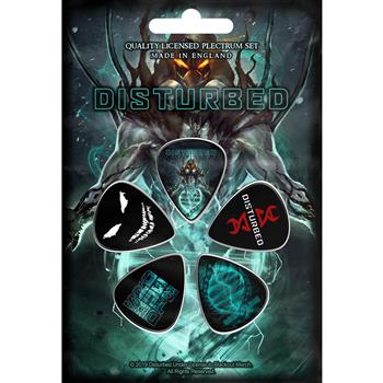 Disturbed Evolution Guitar Pick Set