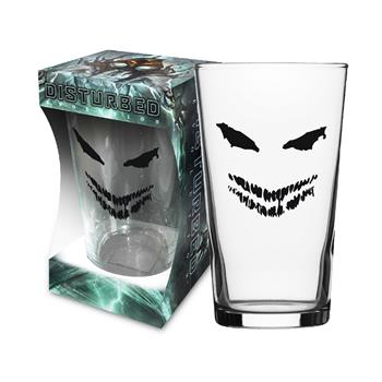 Buy Evolution Beer Glass by Disturbed