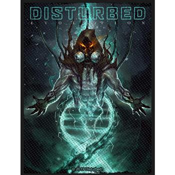 Disturbed Evolution Hooded Patch