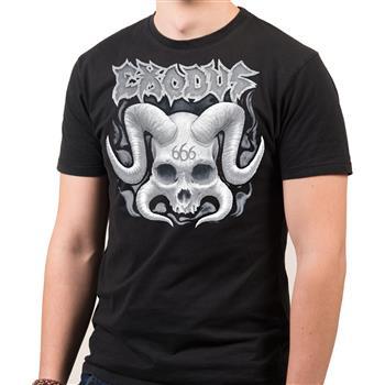 Exodus Horned Skull