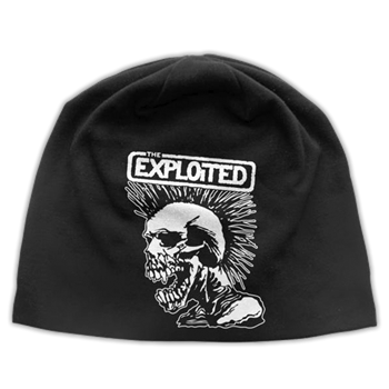 Exploited (the) Skull with Mohawk Beanie