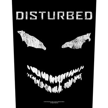 Buy Face Backpatch by Disturbed
