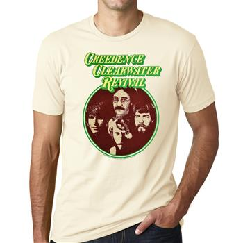 Buy Faces T-Shirt by Creedence Clearwater Revival