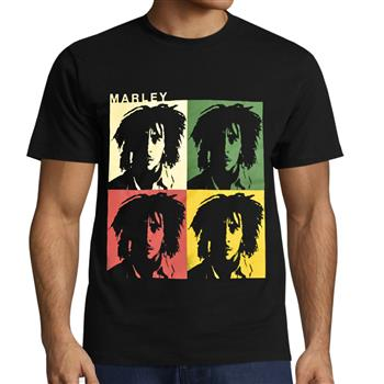 Bob Marley Faces