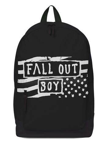Fall Out Boy Fall Out Boy Flag Classic Backpack