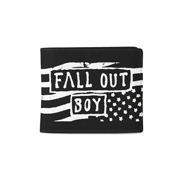 Fall Out Boy Fall Out Boy Flag Wallet