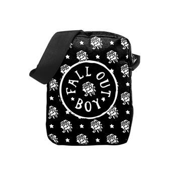 Fall Out Boy Fall Out Boy Flowers Crossbody Bag