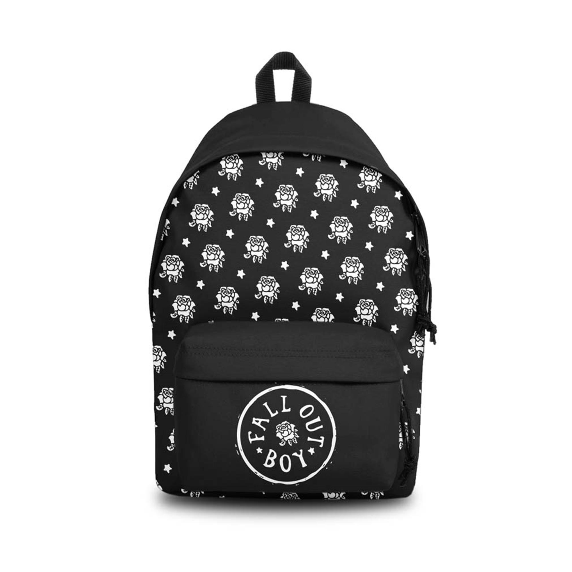 Fall Out Boy Flowers Daypack