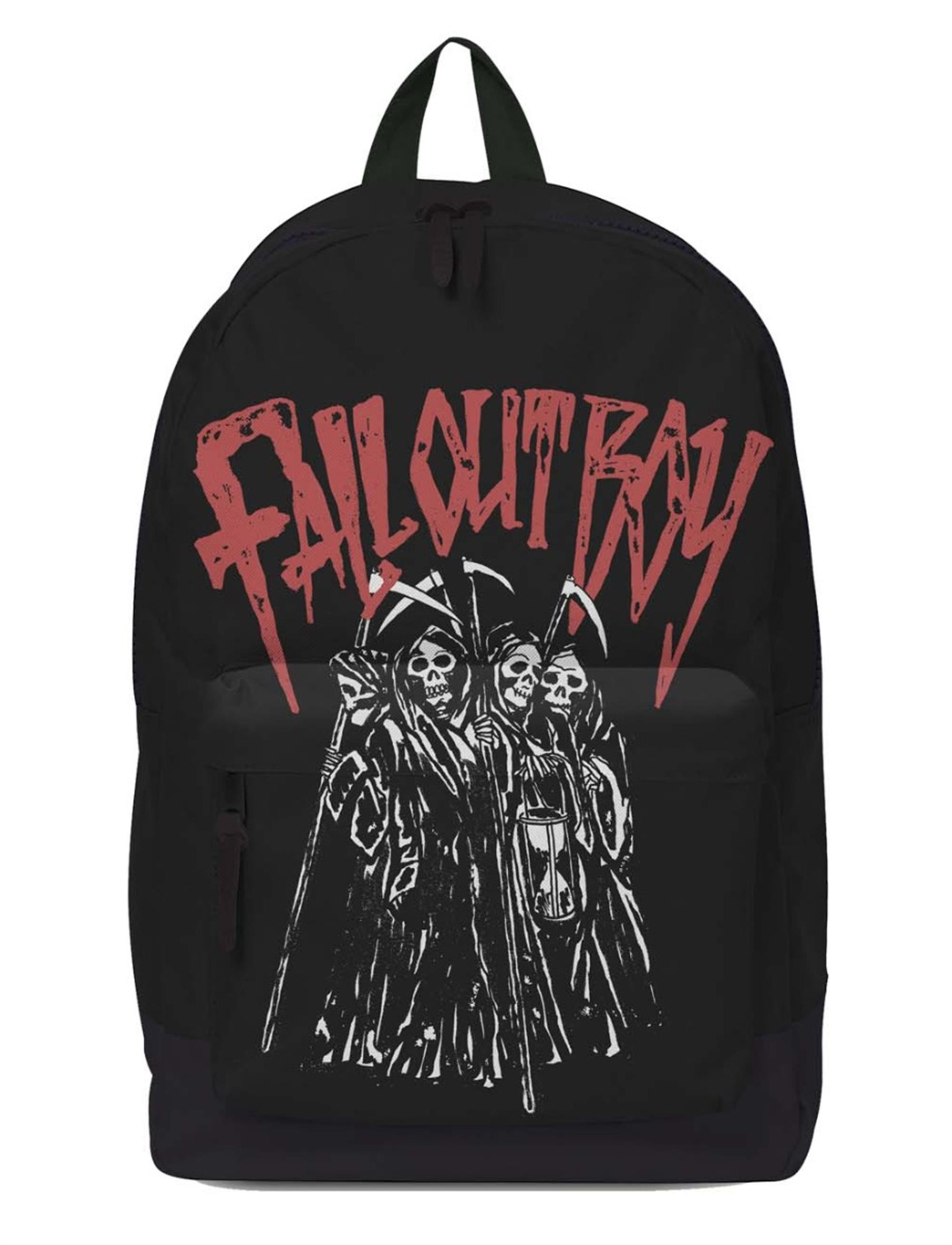 Fall Out Boy Reaper Gang Classic Backpack