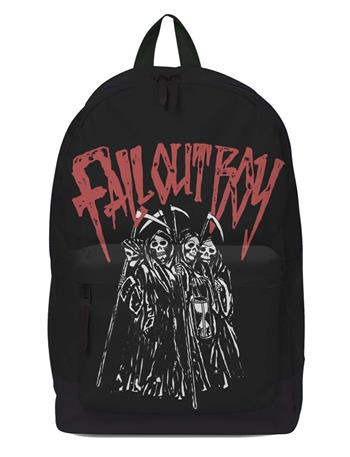 Fall Out Boy Fall Out Boy Reaper Gang Classic Backpack