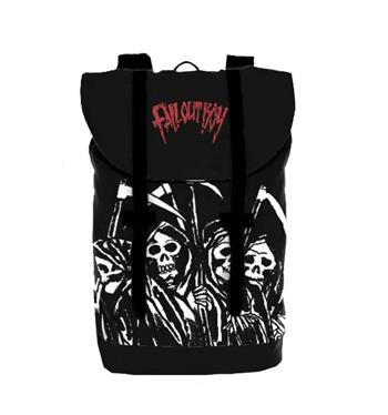 Fall Out Boy Fall Out Boy Reaper Gang Heritage Bag