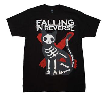 Falling In Reverse Falling in Reverse X-Ray Cat T-Shirt