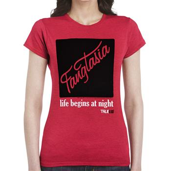 Buy Fangtasia T-Shirt by True Blood