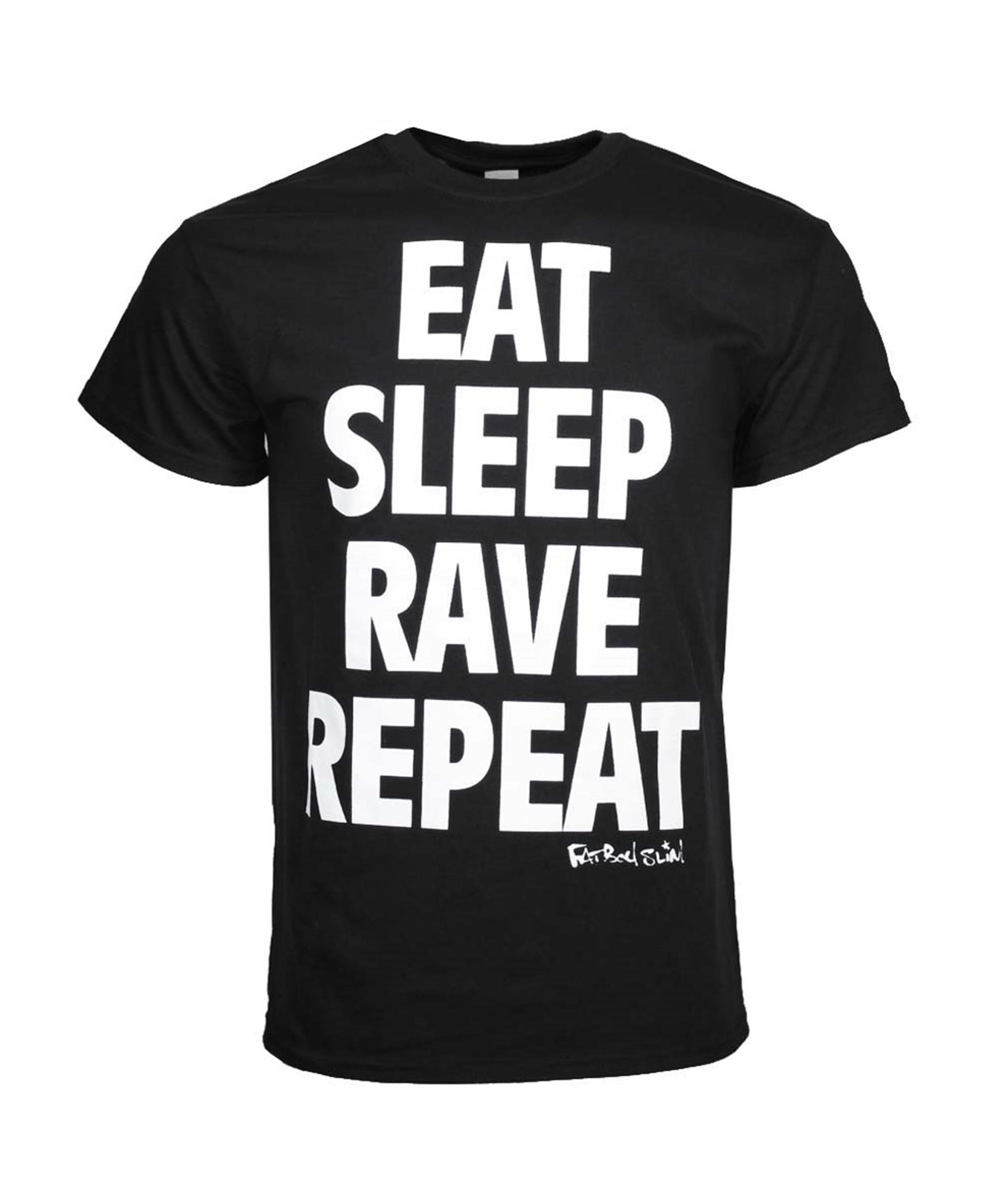 Fatboy Slim Eat Sleep T-Shirt