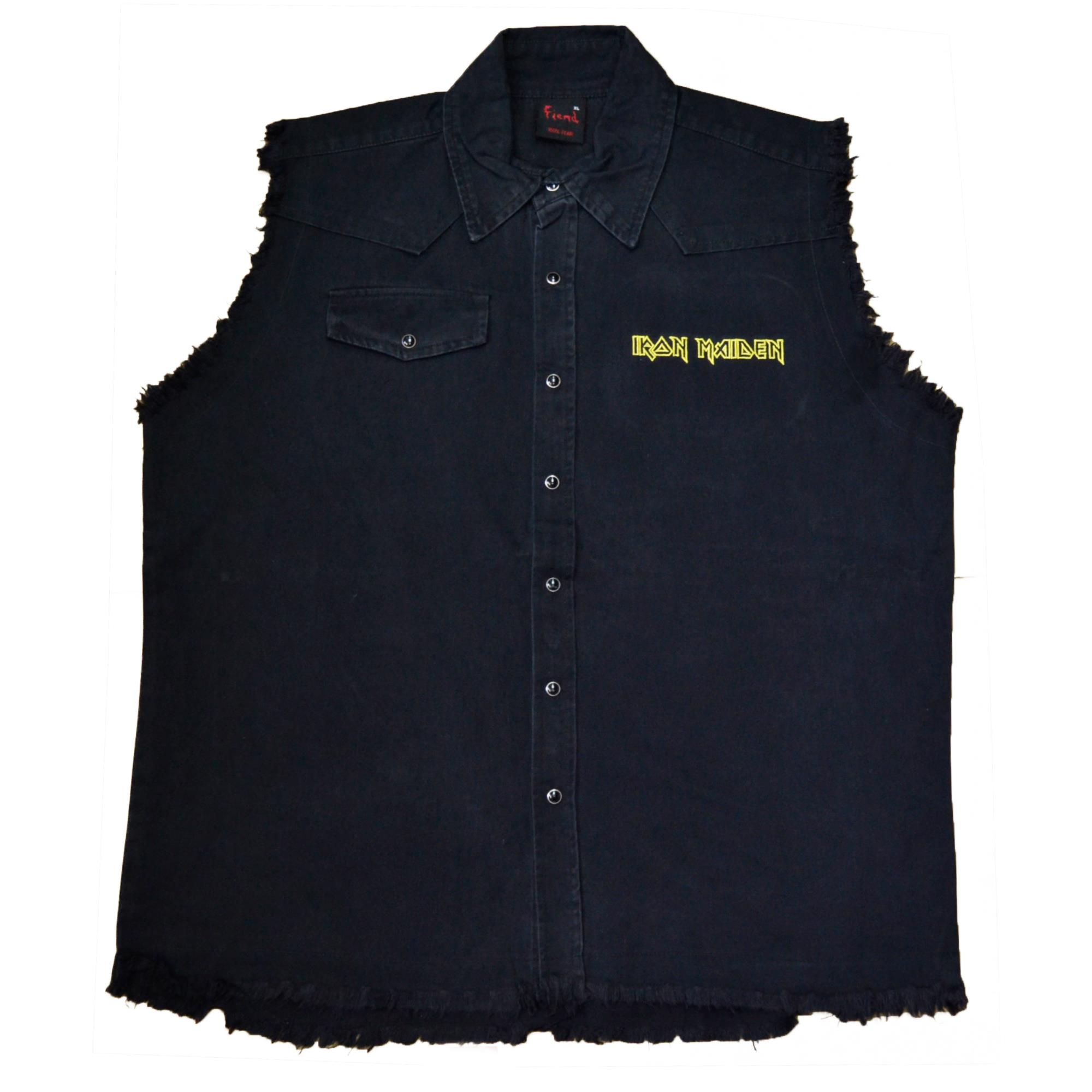 Fear Of The Dark Vest