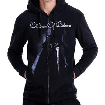 Children Of Bodom Fear the Reaper Zip Hoodie