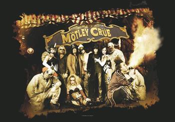 Buy Festival Circus Flag by Motley Crue