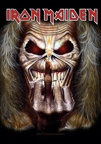 Iron Maiden Finger