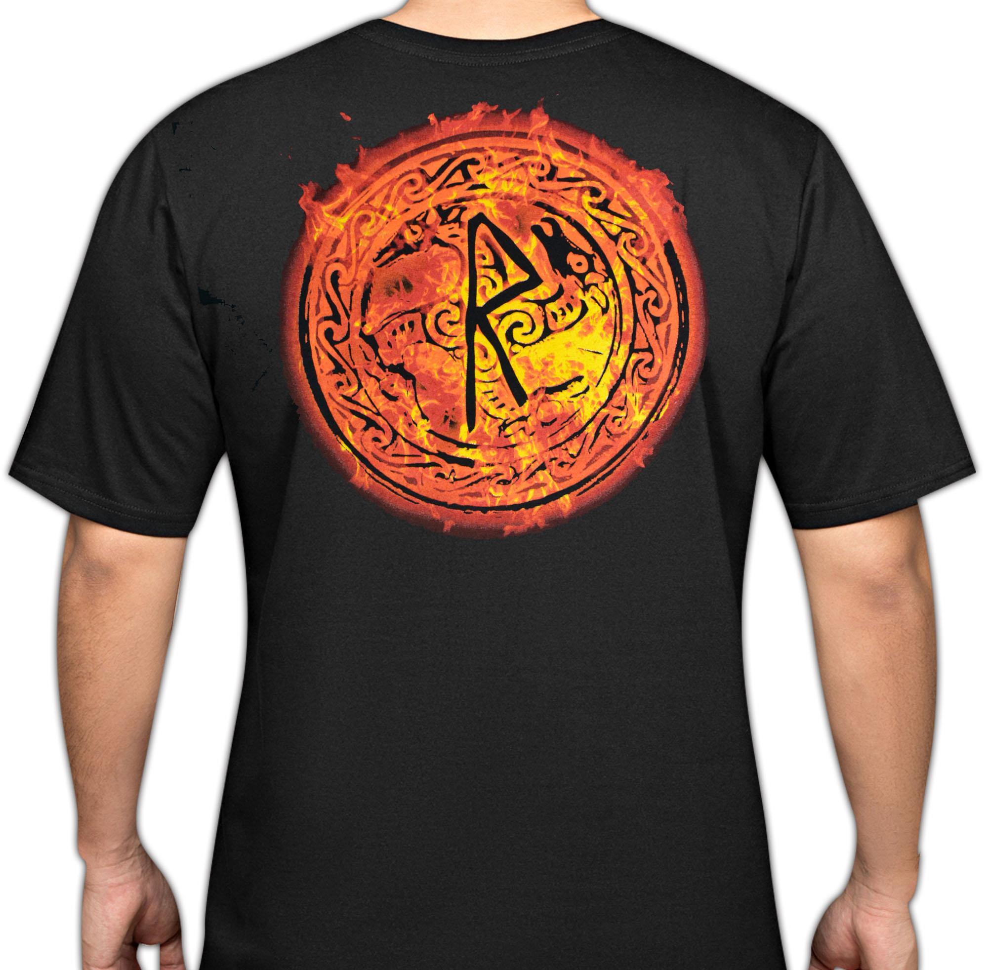 Fire Horses T-shirt