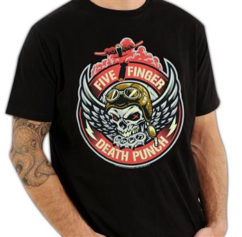 Five Finger Death Punch Bomber