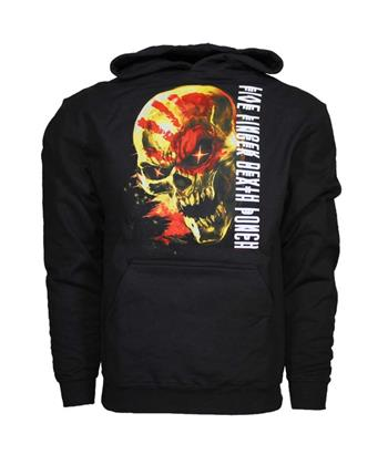 Buy Five Finger Death Punch Justice for None Hoodie Sweatshirt by Five Finger Death Punch