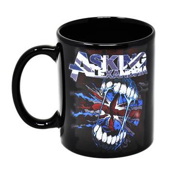 Asking Alexandria Flag Eater Mug