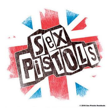 Buy Flag Logo Coaster by Sex Pistols