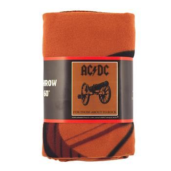 AC/DC Fleece Blanket