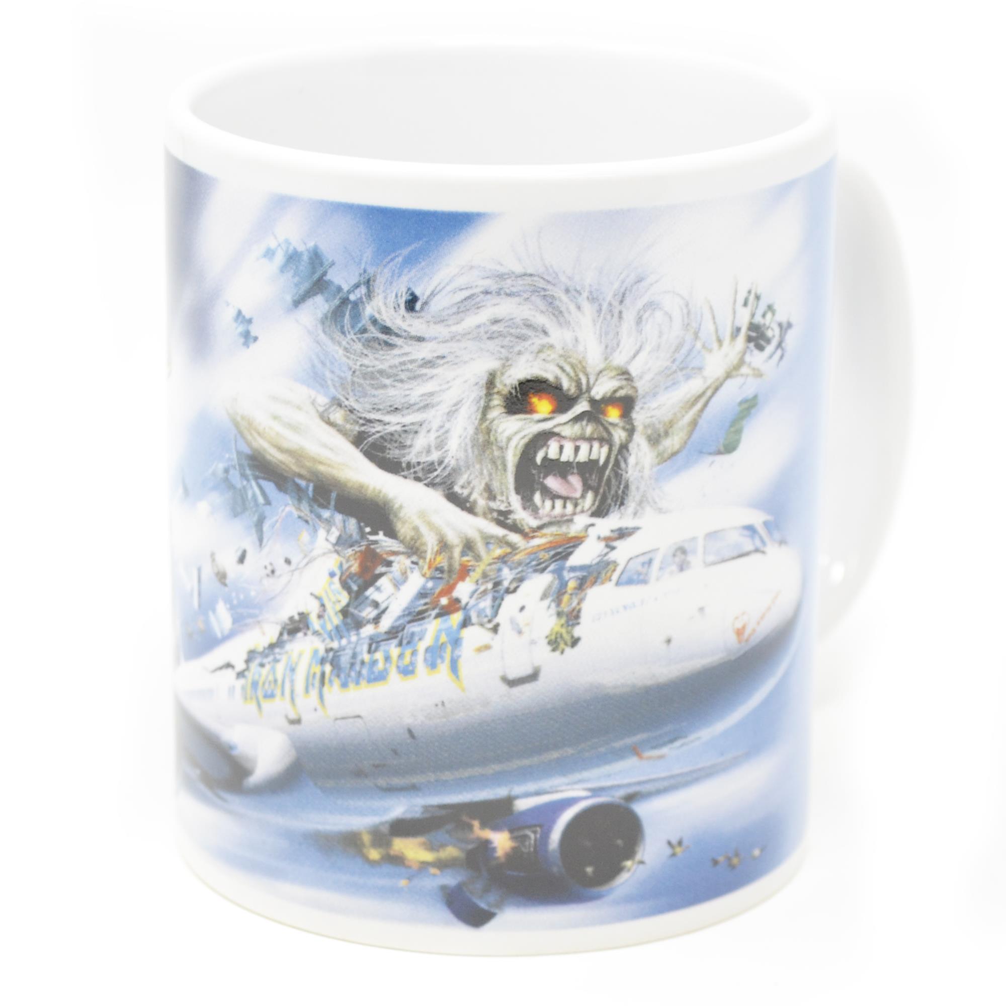 Flight 666 Mug