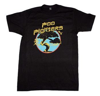 Buy Foo Fighters Bonsai Tree T-Shirt by Foo Fighters