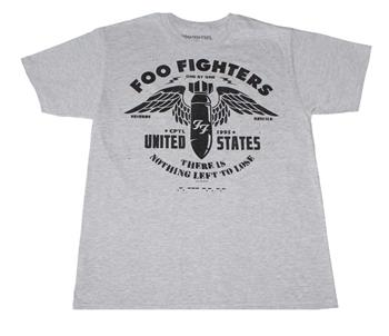 Buy Foo Fighters Nothing Left To Lose T-Shirt by Foo Fighters