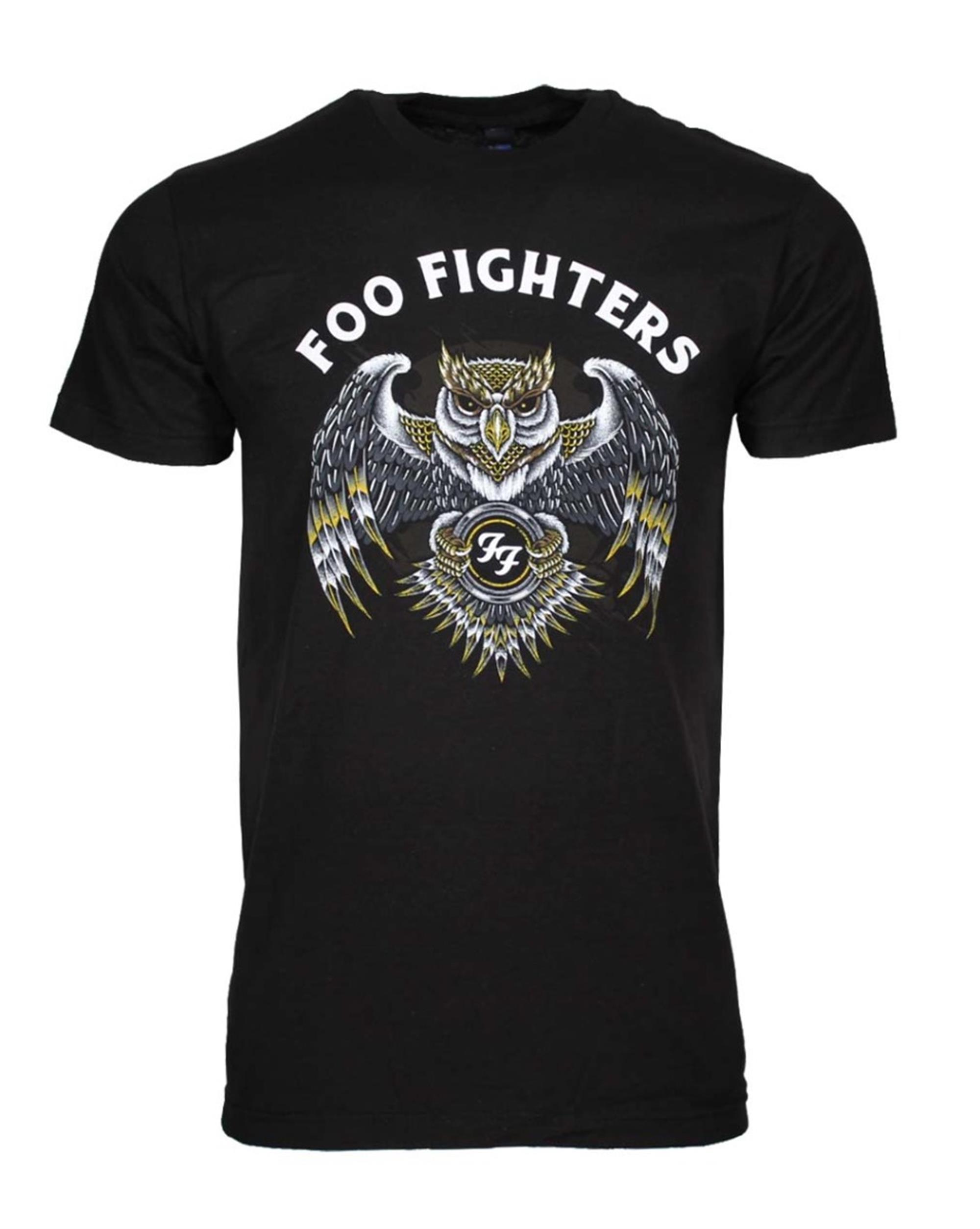 Foo Fighters Owl T-Shirt
