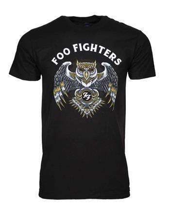 Foo Fighters Foo Fighters Owl T-Shirt