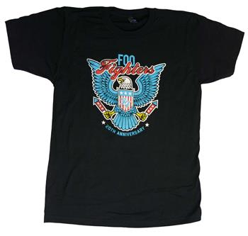 Buy Foo Fighters RFK Eagle Soft T-Shirt by Foo Fighters