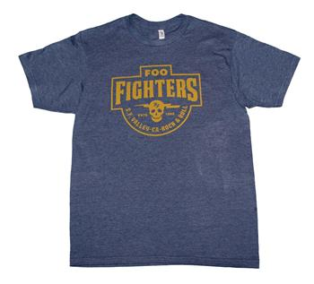 Buy Foo Fighters S.F. Valley T-Shirt by Foo Fighters