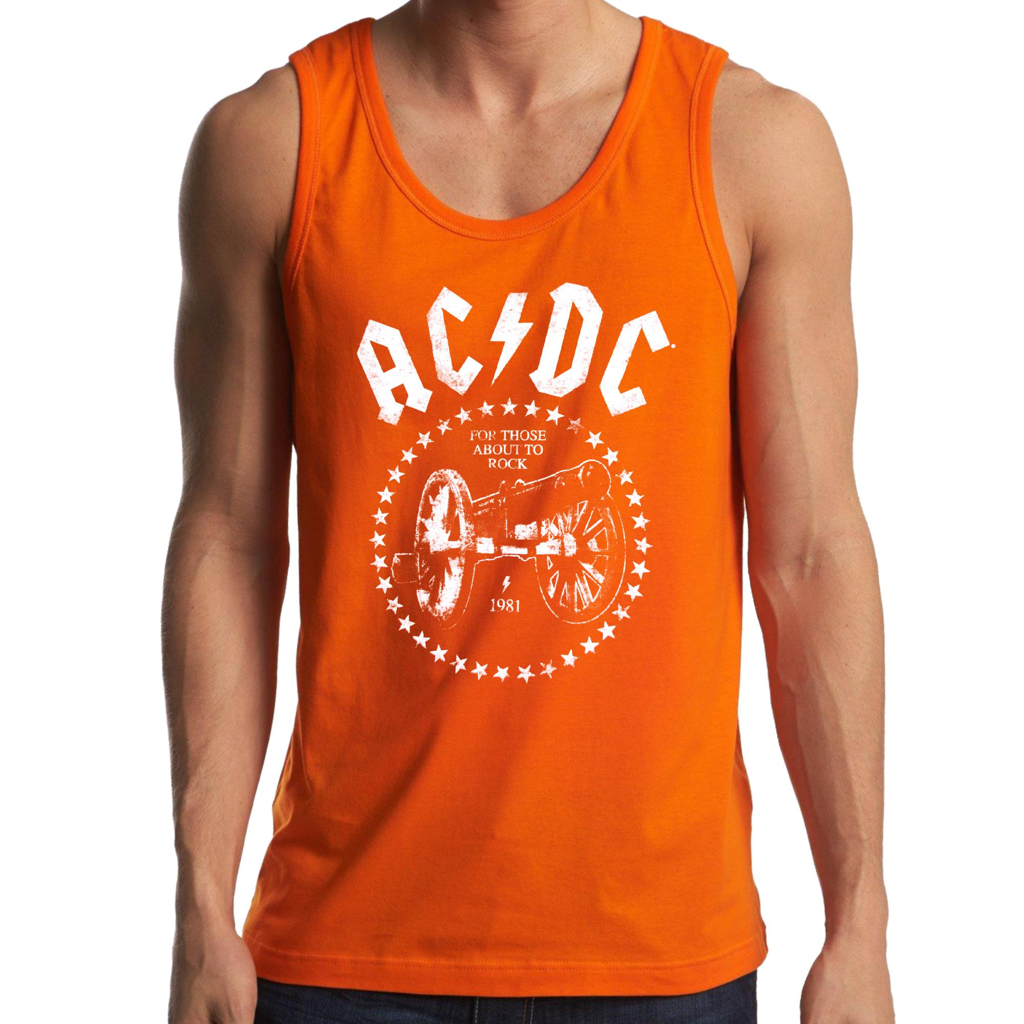 For Those About To Rock Tank Top (Import)