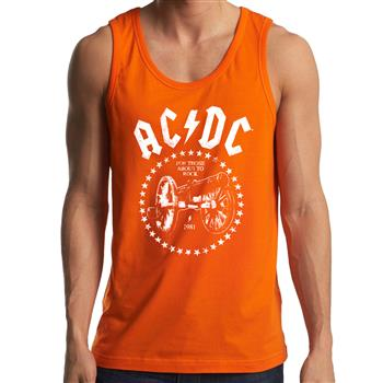 AC/DC For Those About To Rock Tank Top (Import)