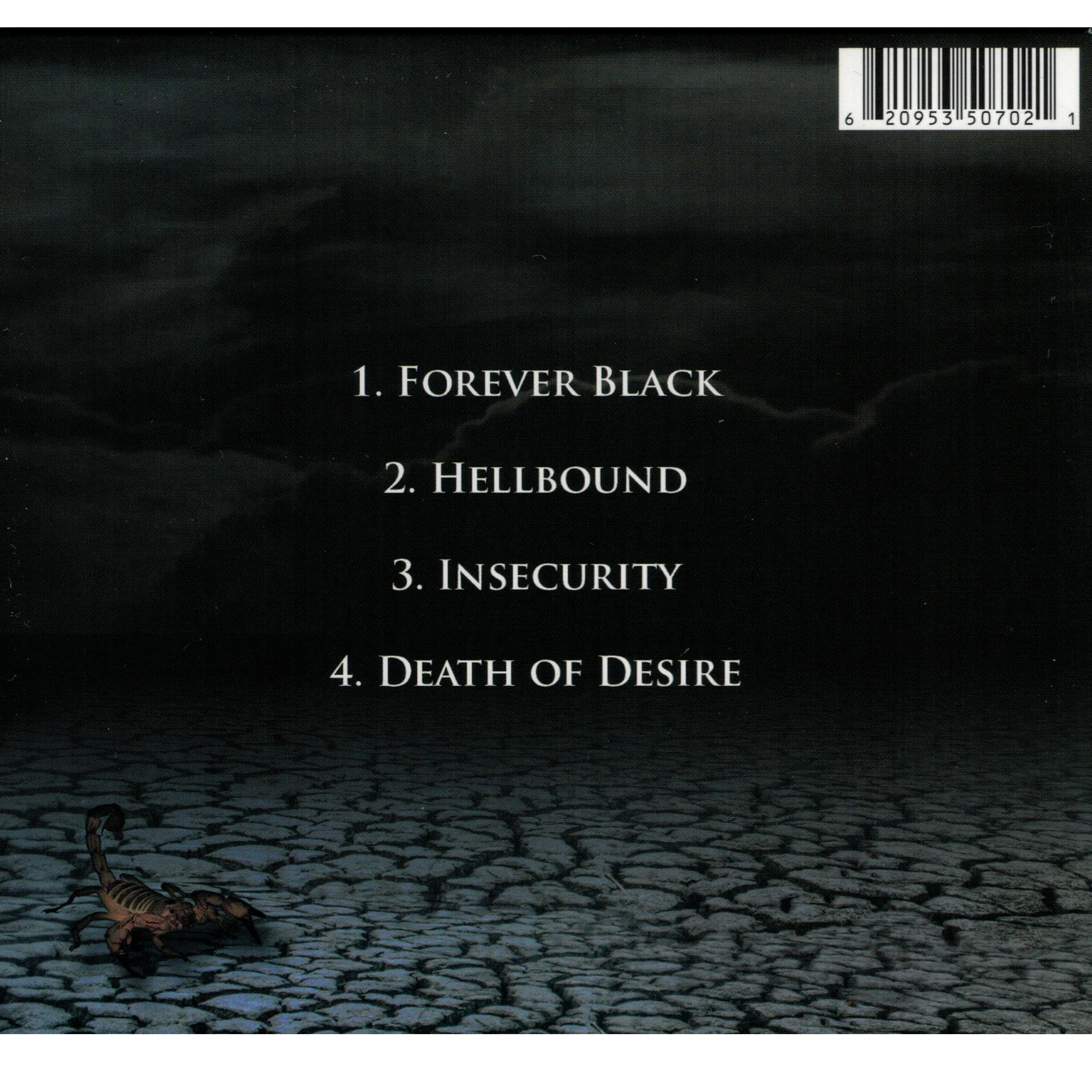 Forever Black CD