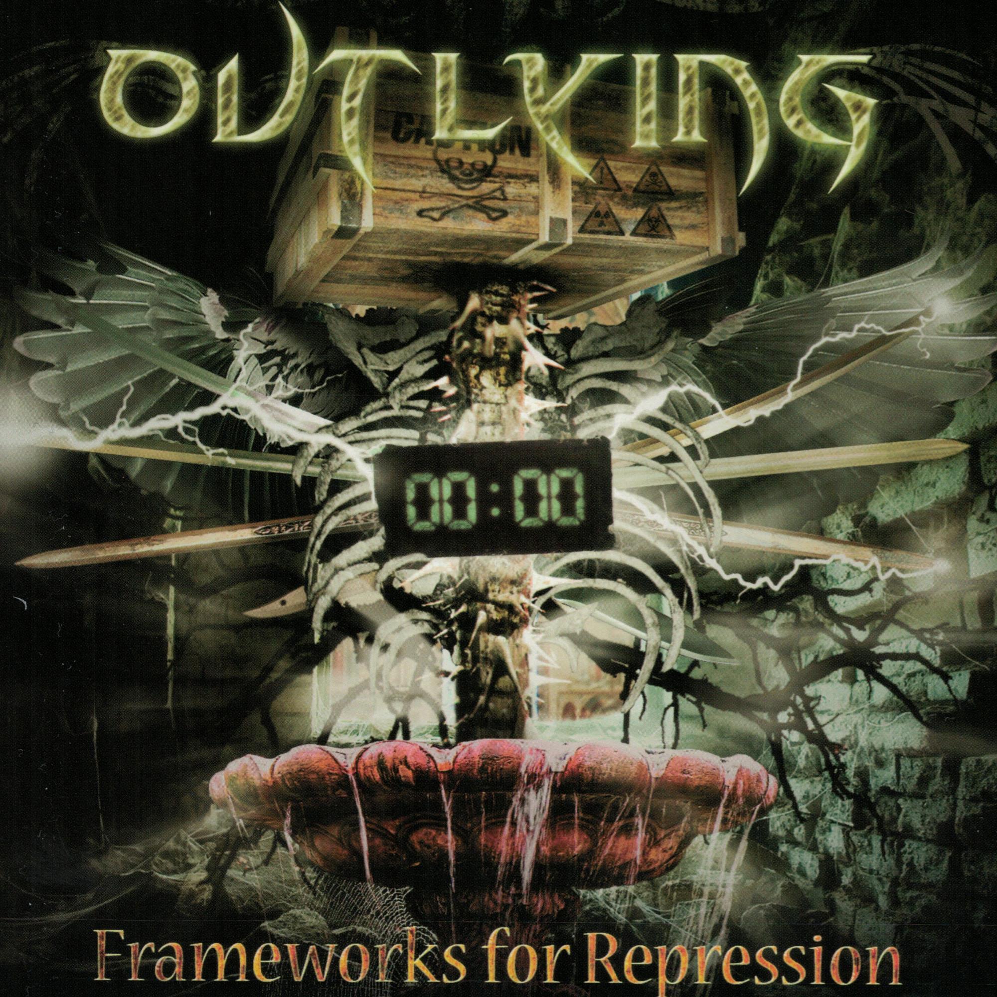 Frameworks For Repression CD