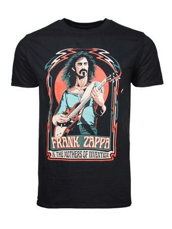 Frank Zappa Frank Zappa Illustration T-Shirt