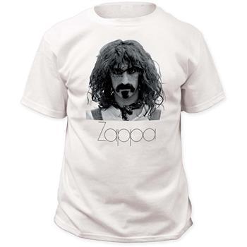 Buy Frank Zappa Zappa T-Shirt by Frank Zappa
